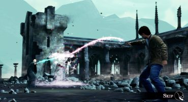 Harry Potter for Kinect Review