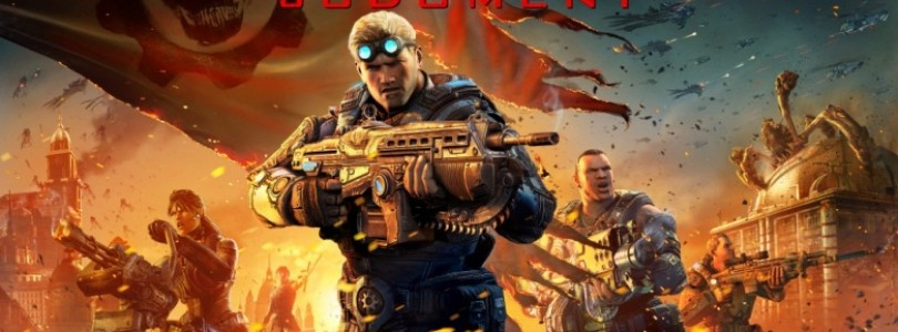 Gears of War: Judgment Pre-Orders Kick Off Today