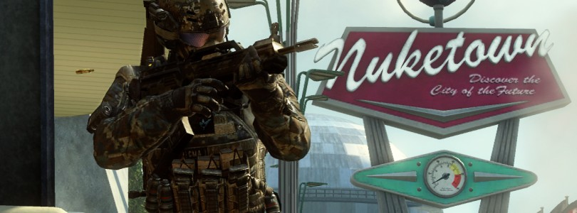 Nuketown 2025 Playable at Call of Duty Black Ops 2 LIVE