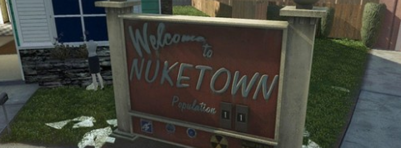 Call of Duty: Black Ops 2 Nuketown Trailer
