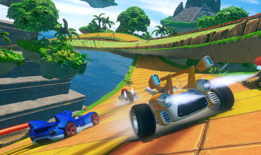 Sonic & All Stars Racing Transformed Review