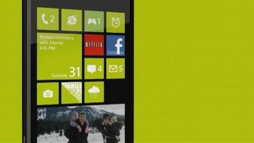 Xmas Boxes edition wrapped and put under the Windows Phone
