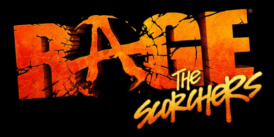 Rage: The  Scorchers Logo