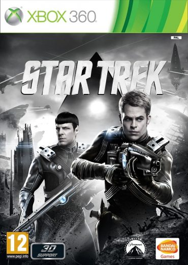 Star Trek The Video Game – Apparently It's As Bad As Activision's The Walking Dead: Survival Instinct
