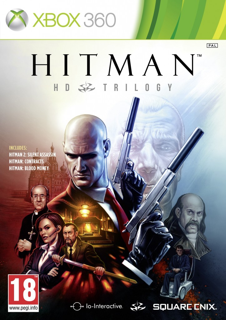Hitman Trilogy Xbox