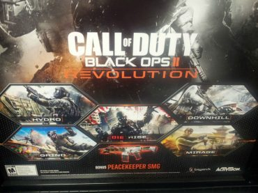 Call of Duty: Black Ops 2 – Revolution Map Pack Leaked