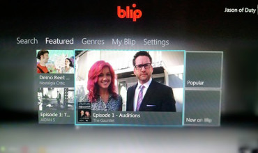 Blip App Debuts On Xbox LIVE Today