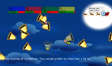 XBLIG Review: Christmas Carnage