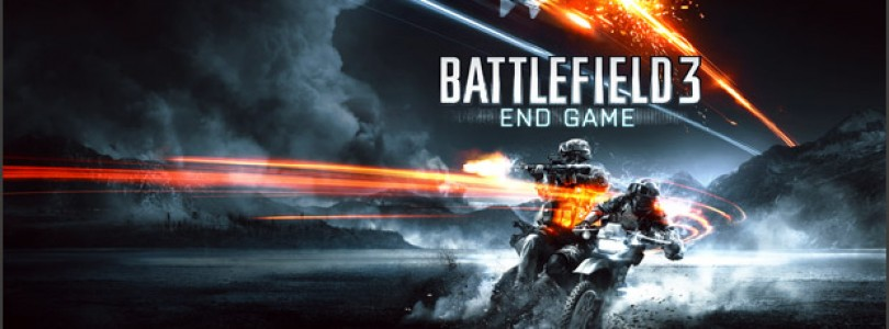 Battlefield 3: End Game Teaser Trailer