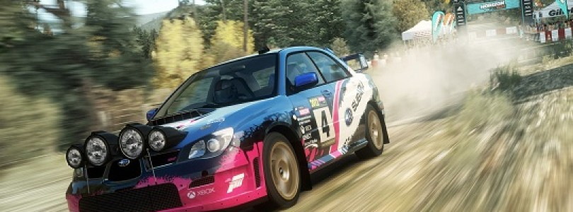 Forza Horizon – Rally Expansion Pack Review