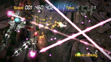 XBLIG Review: Infinity Danger