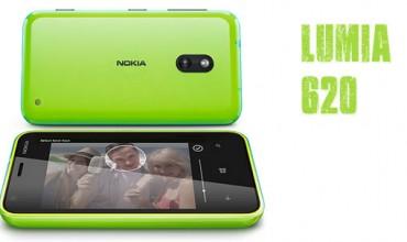 Nokia Announces The Lumia 620 – Affordable Windows Phone 8 Handset