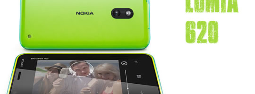 Nokia Announces The Lumia 620 – Affordable Windows Phone 8 Handset