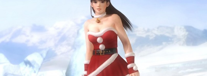 Festive Holiday DLC for Dead Or Alive 5 Out Now