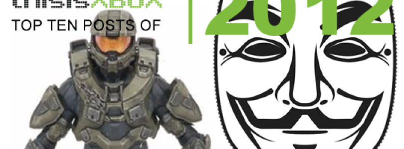ThisisXbox: Our Top 10 Most Read Posts of 2012