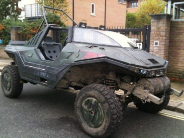 Halo Warthog For Sale In London – 17,500.00 GBP