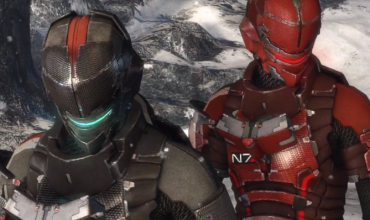 Play Mass Effect 3 To Unlock FREE N7 Armor in Dead Space 3