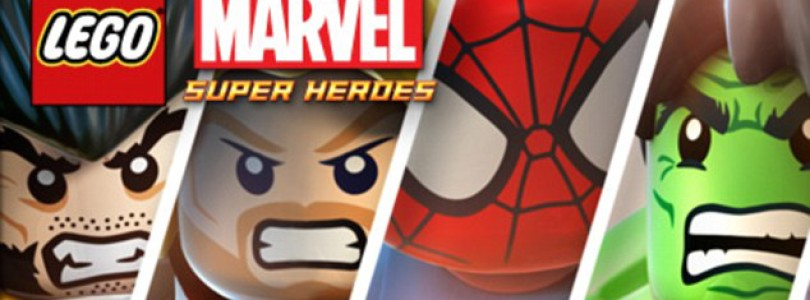 LEGO MARVEL Demo Landing On Xbox LIVE October 15th