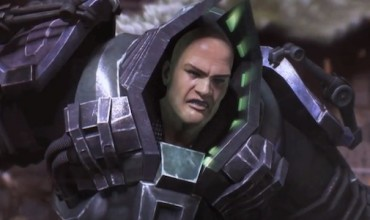 Versus Cinematic Trailer Officially Reveals Lex Luthor For Injustice: Gods Among Us