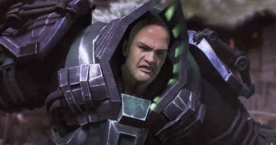 Lex Luthor Screenshot