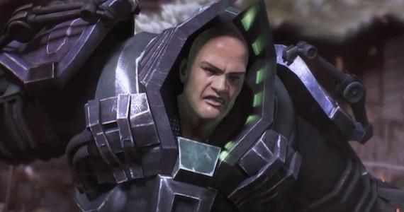 Lex Luthor Screenshot