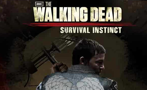 Walkind Dead Survival Instinct - Banner