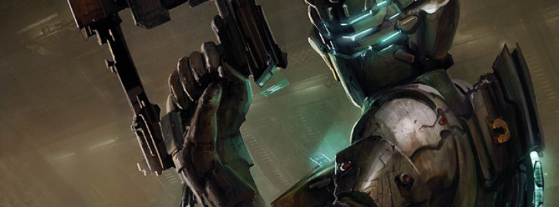 The Art of Dead Space Book Released To Coincide With Dead Space 3 Game Launch