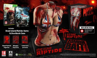 Deep Silver Are Sorry for Offensive Dead Island Riptide Zombie Bait Edition