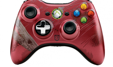Sexy Tomb Raider Xbox 360 Controllers to Coincide With Game Release