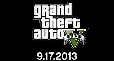 Grand Theft Auto V Dated For September 2013