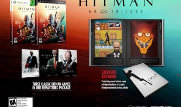 Square Enix Launch Hitman HD: Trilogy Comp To Win Custom Agent 47 Xbox 360