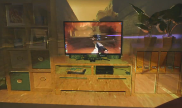 Microsoft Reveals IllumiRoom – Likely Next-Gen Kinect Augmented Features