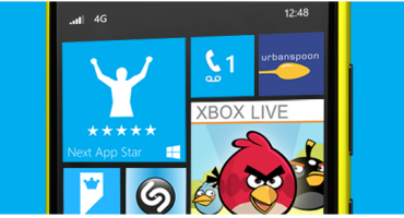 Microsoft Launch The Windows Phone Next App Star Challenge
