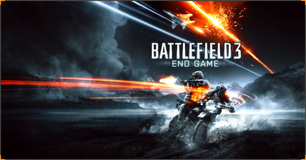 BAttlefield 3 End Game Banner