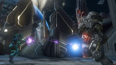 Halo 4 Majestic Map Pack Screens