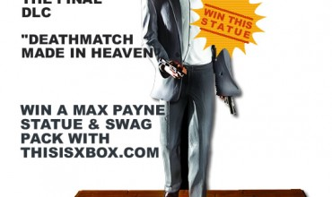 UK ThisisXbox Giveaway: Win Max Payne 3 Statue and Goodies