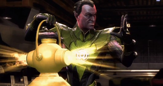 Sinestro Screenshot
