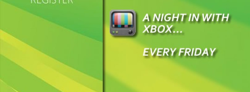 A Night in With Xbox Allows UK Gamers To Receive Free Codes For TV Shows