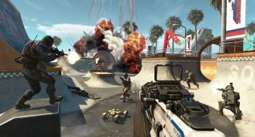 Black Ops 2 Revolution DLC FREE This Weekend Only