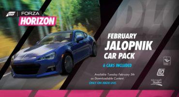 Forza Horizon: Jalopnik Car Pack DLC Out Now