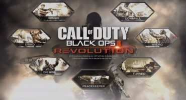 Black Ops 2 – Revolution Map Pack Review