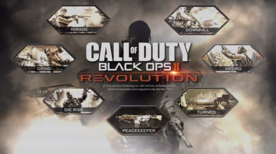 Black Ops 2   Revolution Map Pack Review | This Is Xbox