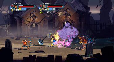 Sacred Citadel: Level Up! Gear Up!
