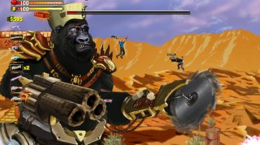 Serious Sam Double D XXL Out Now