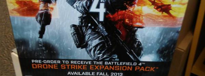 Battlefield 4 Expansion Pack DLC is Drone Strike