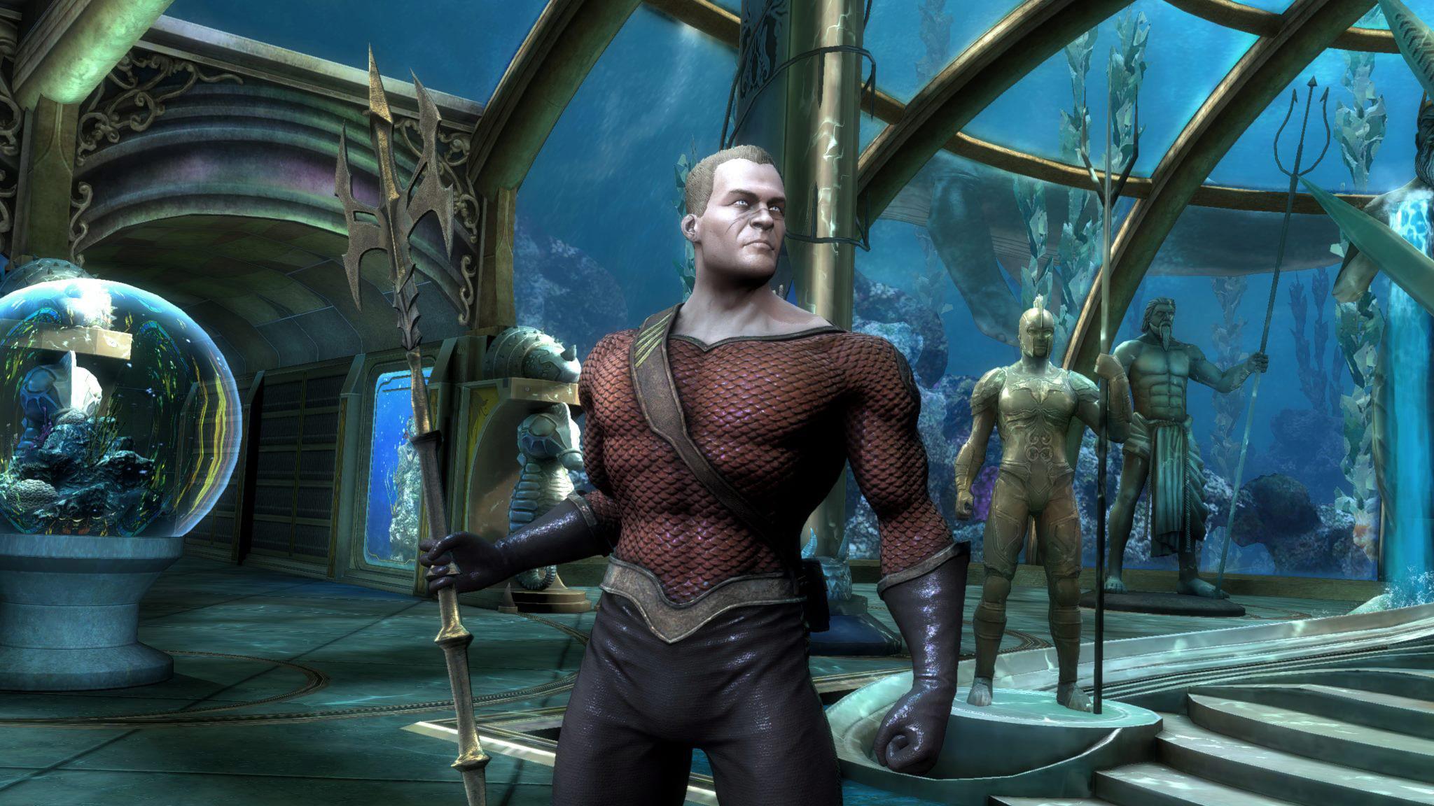 Aquaman Alternate Costume