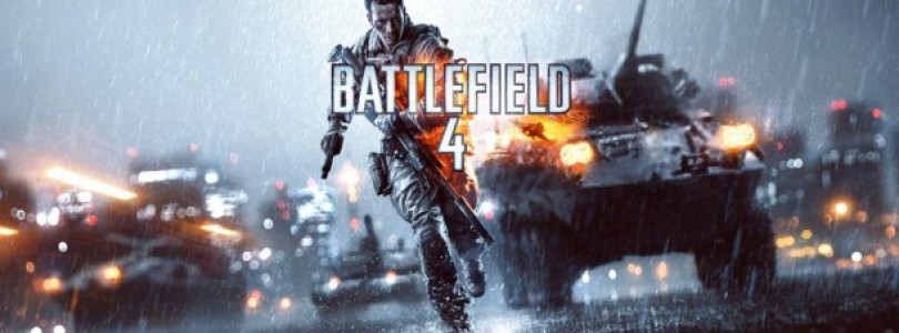 Battlefield 4 Dated for October 29 Says Microsoft