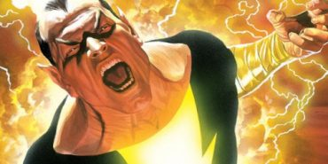 Black Adam Confirmed For Injustice: Gods Among Us