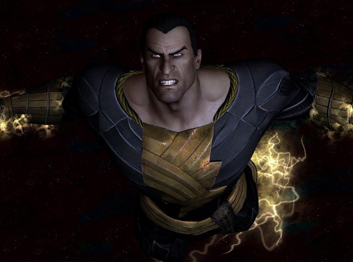 Black Adam Screenshot