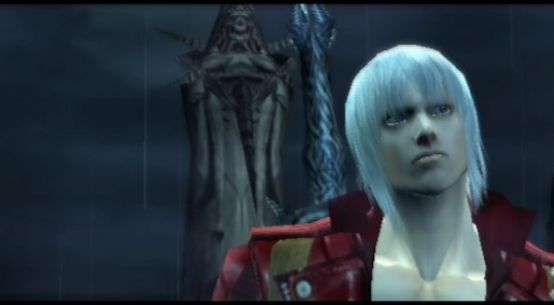 Devil May Cry Screen